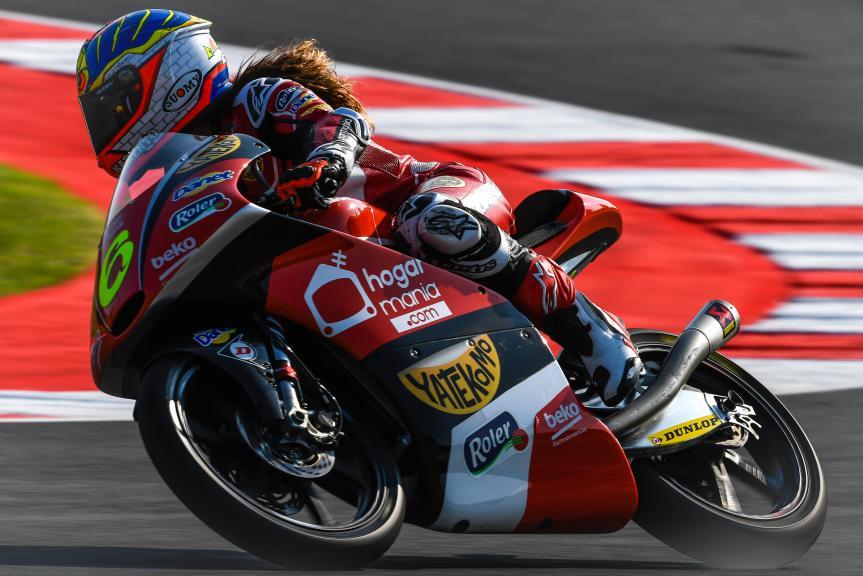 Maria Herrera, AGR Team, Gran Premio Tribul Mastercard di San Marino e della Riviera di Rimini