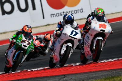 Moto3™: Sunday Guide