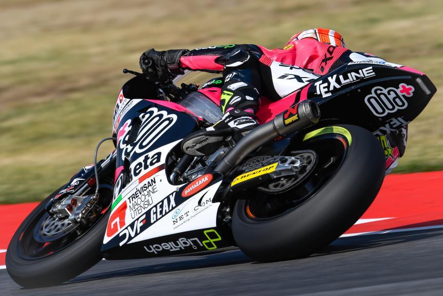 Simone Corsi, Speed Up Racing, Gran Premio Tribul Mastercard di San Marino e della Riviera di Rimini