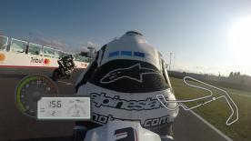 Jump on-board for a lap of the Misano World Circuit, filmed exclusively using GoPro cameras.