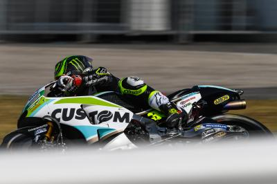 Crutchlow: 'Perhaps we can aim for the podium'