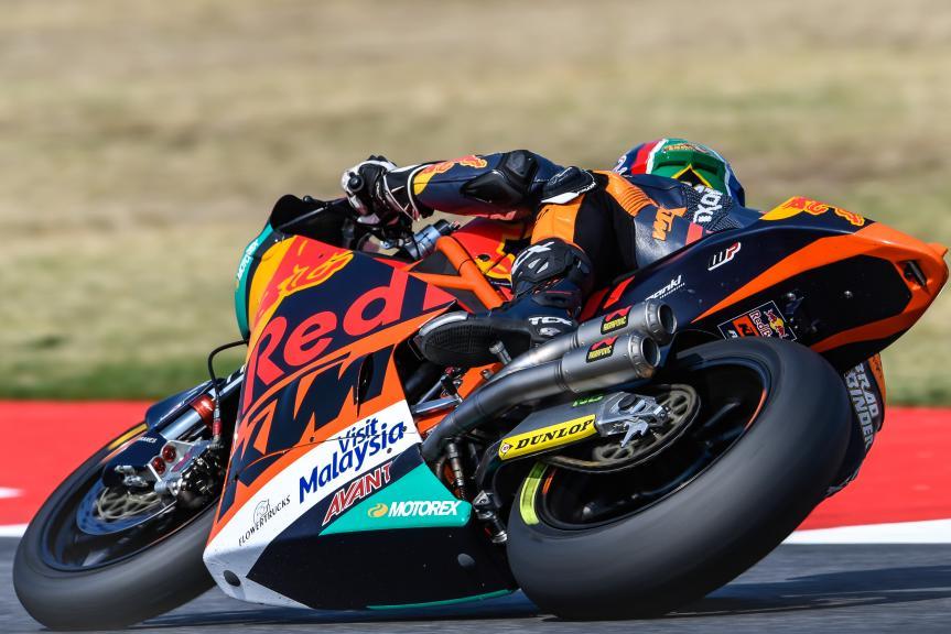 Brad Binder, Red Bull KTM Ajo, Gran Premio Tribul Mastercard di San Marino e della Riviera di Rimini