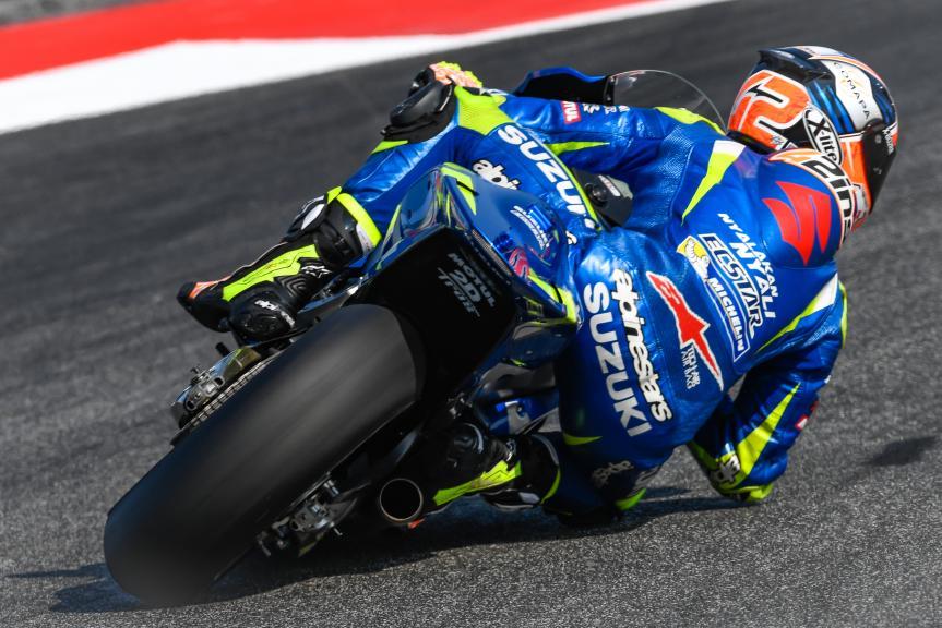 Alex Rins, Team Suzuki Ecstar, Gran Premio Tribul Mastercard di San Marino e della Riviera di Rimini