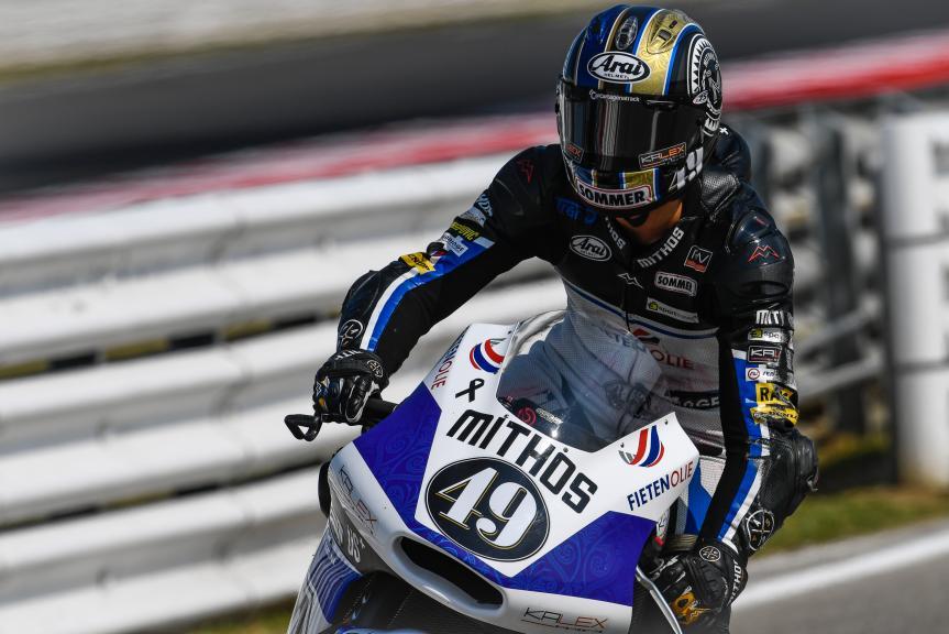 Axel Pons, RW Racing GP, Gran Premio Tribul Mastercard di San Marino e della Riviera di Rimini