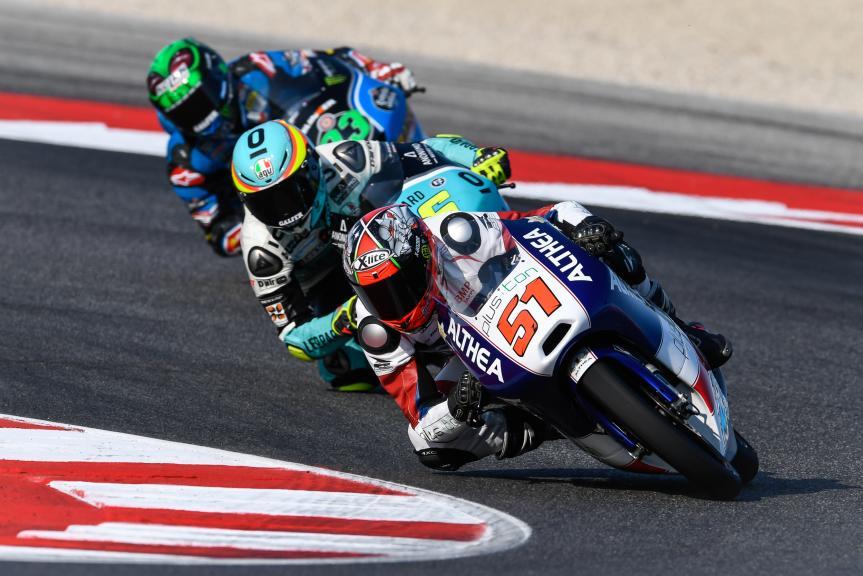 Kevin Zannoni, Althea Racing, Gran Premio Tribul Mastercard di San Marino e della Riviera di Rimini