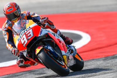 """Marquez: """"It will be a tight race"""""""