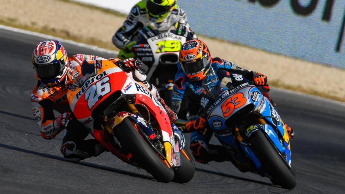 #SanMarinoGP MotoGP™ qualifying in slow motion | MotoGP™