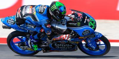 Bastianini holt Moto3™-Pole in Misano