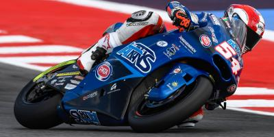 Local hero: Fourth consecutive pole for Pasini