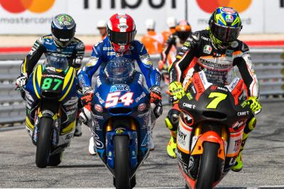 Moto2™: Sunday Guide