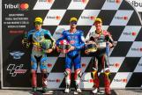 Mattia Pasini, Franco Morbidelli, Dominique Aegerter, Gran Premio Tribul Mastercard di San Marino e della Riviera di Rimini