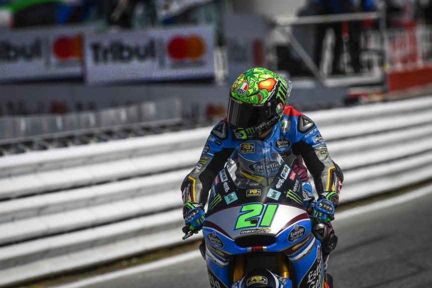 Franco Morbidelli, EG 0,0 Marc VDS, Gran Premio Tribul Mastercard di San Marino e della Riviera di Rimini