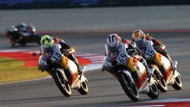 The full race from Saturday at the Misano World Circuit Marco Simoncelli