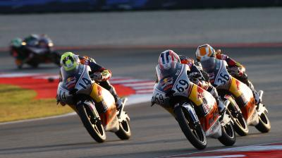 Watch: Red Bull MotoGP Rookies Cup Race from Misano