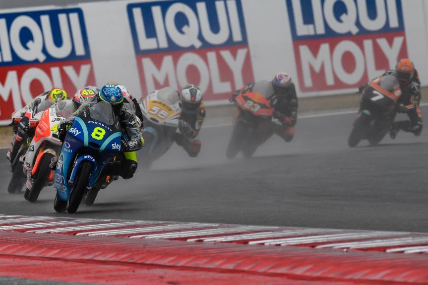 Moto3, Gran Premio Tribul Mastercard di San Marino e della Riviera di Rimini
