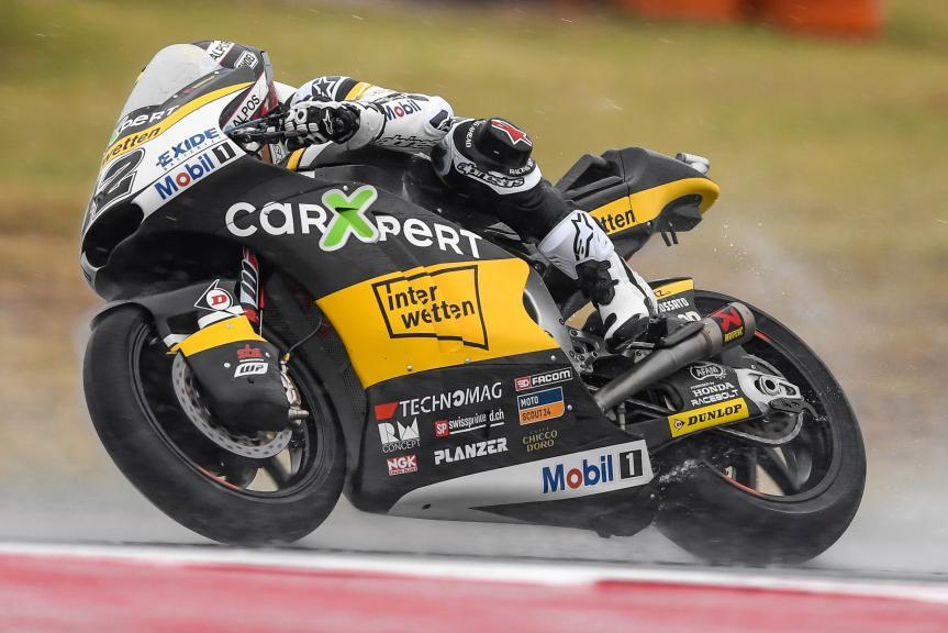 Thomas Luthi, Carxpert Interwetten, Gran Premio Tribul Mastercard di San Marino e della Riviera di Rimini