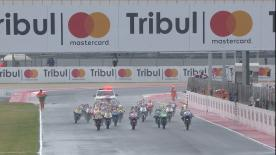 The full race session at the #SanMarinoGP of the Moto3™ World Championship.