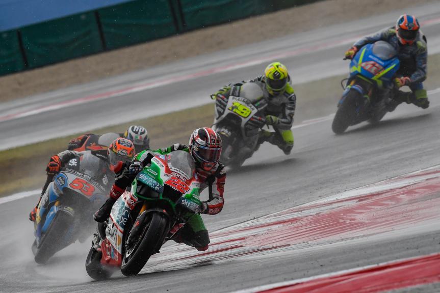 Sam Lowes, Aprilia Racing Team Gresini, Gran Premio Tribul Mastercard di San Marino e della Riviera di Rimini