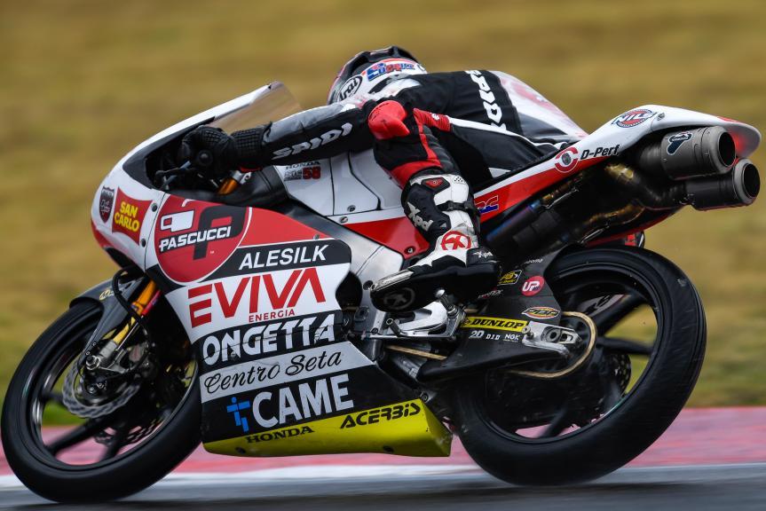 Tatsuki Suzuki, SIC58 Squadra Corse, Gran Premio Tribul Mastercard di San Marino e della Riviera di Rimini