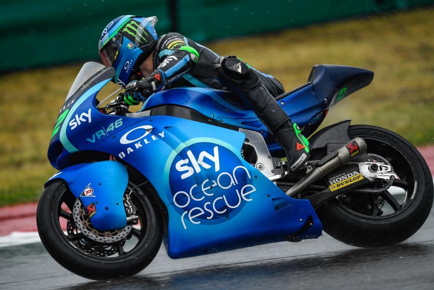 Stefano Manzi, Sky Racing Team VR46, Gran Premio Tribul Mastercard di San Marino e della Riviera di Rimini