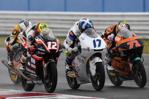 Ayumu Sasaki, SIC Racing Team | MotoGP™