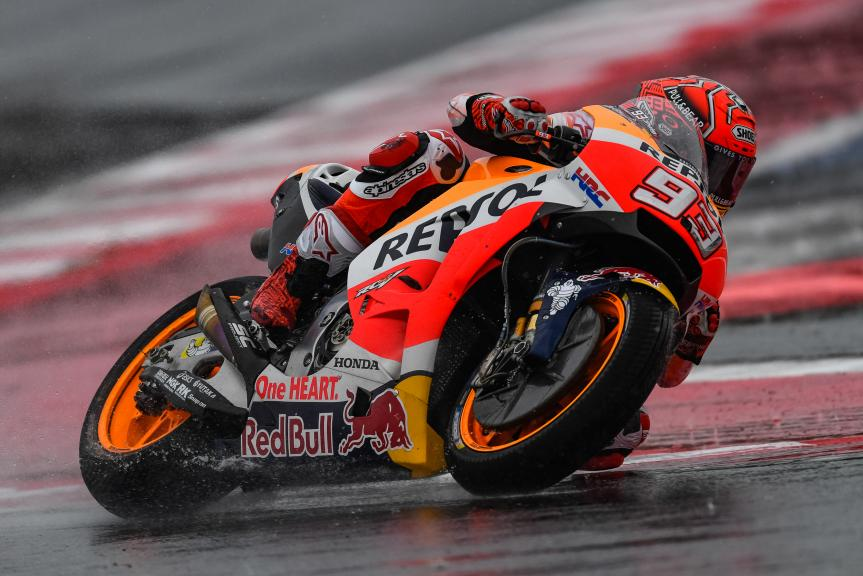Marc Marquez, Repsol Honda Team, Gran Premio Tribul Mastercard di San Marino e della Riviera di Rimini