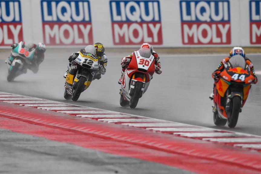 Moto2, Gran Premio Tribul Mastercard di San Marino e della Riviera di Rimini