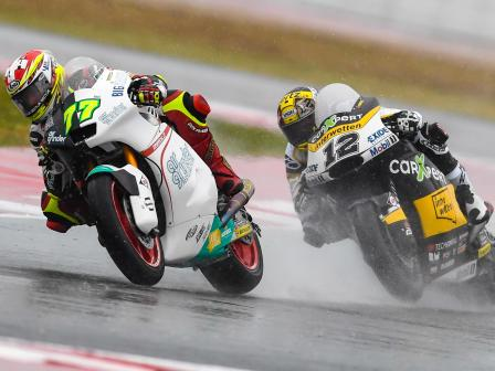 Moto2, Gran Premio Tribul Mastercard di San Marino