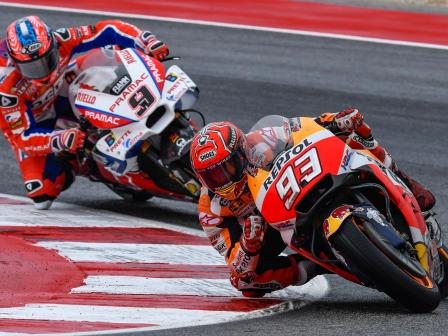 MotoGP, Gran Premio Tribul Mastercard di San Marino