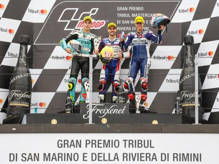 Moto3, Gran Premio Tribul Mastercard di San Marino