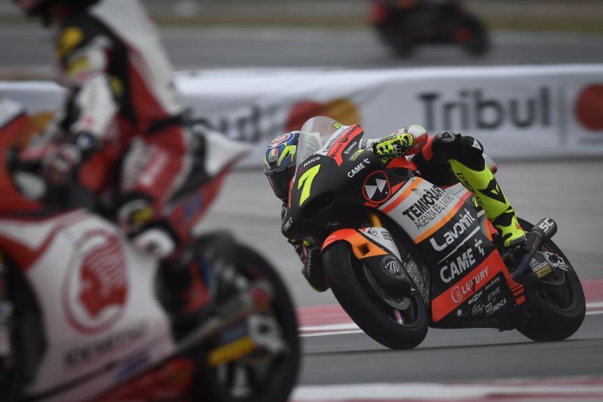Lorenzo Baldassari, Forward Racing Team, Gran Premio Tribul Mastercard di San Marino e della Riviera di Rimini