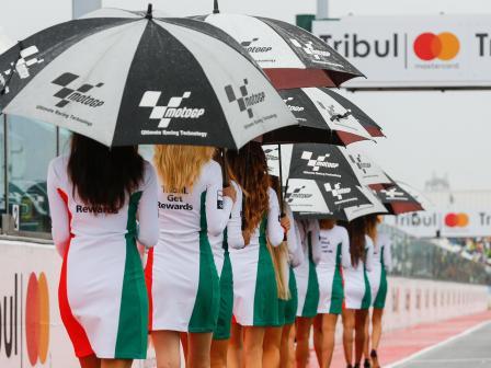 Paddock Girls, Gran Premio Tribul Mastercard di San Marino e