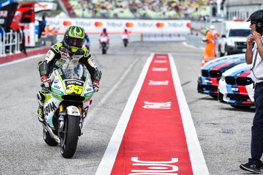 Cal Crutchlow, LCR Honda, Gran Premio Tribul Mastercard di San Marino e della Riviera di Rimini
