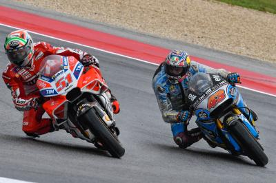 "Pirro: ""The battle with Miller meant I lost Viñales"""