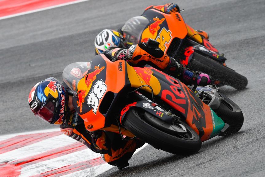 Bradley Smith, Pol Espargaro, Red Bull KTM Factory Racing, Gran Premio Tribul Mastercard di San Marino e della Riviera di Rimini