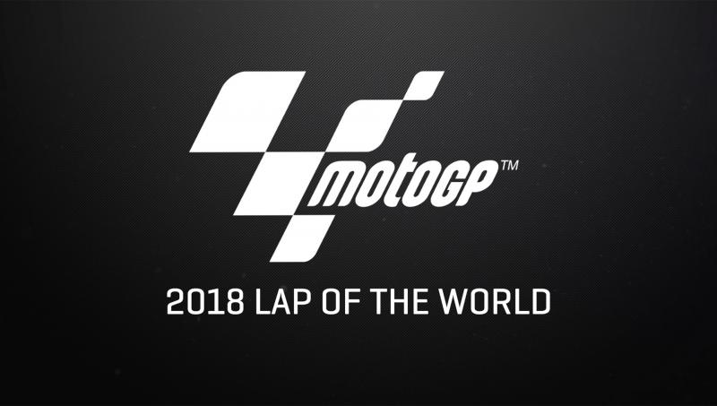 motogp 2018 lap of the world 13092017