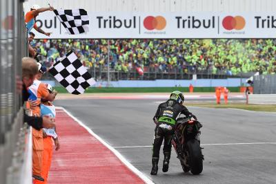 #SanMarinoGP: Twitter Highlights