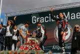 Tribute in memory of the 12+1 World Champion, Ángel Nieto