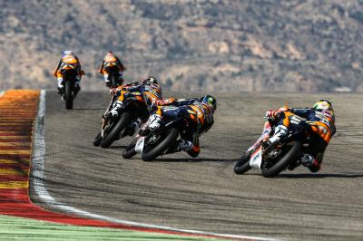 Red Bull Rookies take on Aragon for the finale
