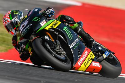 Zarco aiming to fight for the podium at MotorLand
