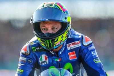 Rossi successfully wraps up second riding session