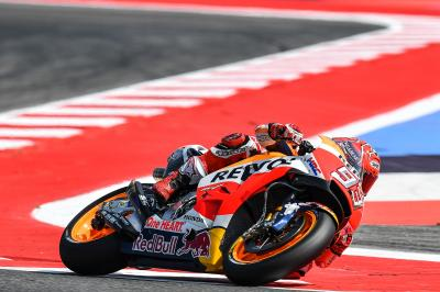 Marquez: 'We'll push until the last lap of the race!'