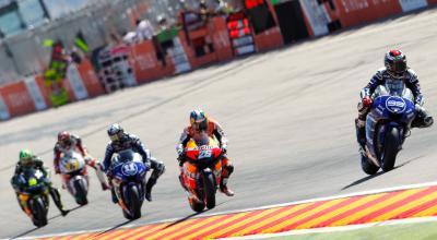 Enjoy the 2012 #AragonGP for free