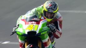 How MotoGP™ riders and teams manage over 250hp in just a flick of the wrist