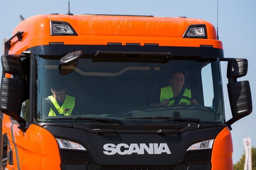 Event Scania XT