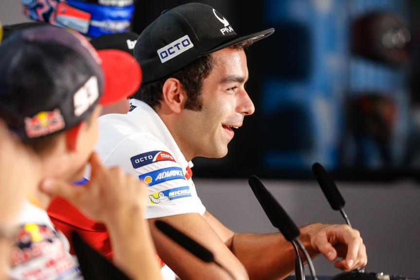Danilo Petrucci, Octo Pramac Racing, Gran Premio Movistar de Aragón