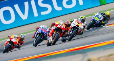 Free video: Re-live the action-packed 2014 #AragonGP free