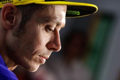 Rossi disputera les FP1 à Aragón