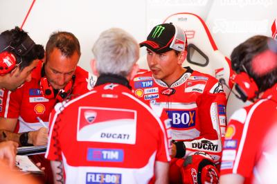 The evolution of data analysis for riders in MotoGP™