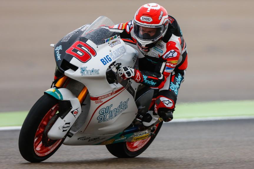 Tarran Mackenzie, Kiefer Racing, Gran Premio Movistar de Aragón